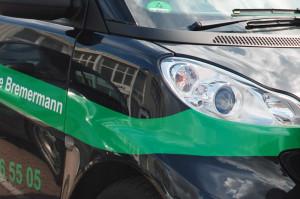 Bremermann Gesundheitsdienste - Fahrzeug